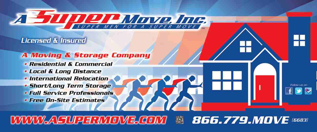 Amazing A SUPER MOVE, INC.| Long Island Movers | Storage On Long Island | Local Long  Island Moving Company | Long Distance To LI | LI And NY Metro Mover